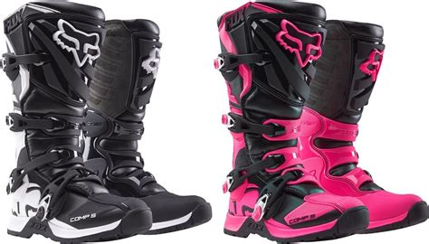 comp 5 boots 199 95 fox racing womens comp 5 boots 236334