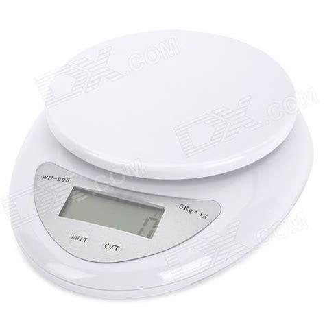 Timbangan Dapur Digital 5kg Electronic Kitchen Scale cheap 1 7 quot lcd digital kitchen scale 5kg max 1g resolution