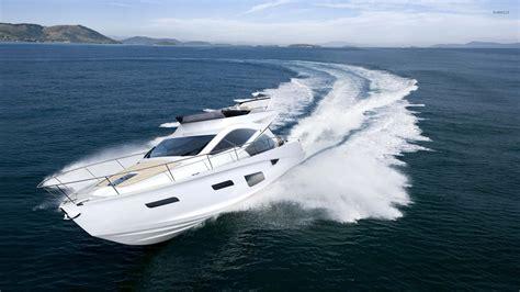 yacht wallpaper 4k intermarine 55 luxury yacht wallpaper photography