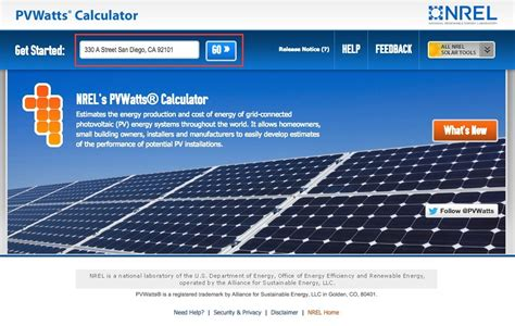 solar power for homes calculator solar panel calculators solar to the