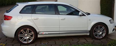 Audi Aufkleber S Line by Www Timos Plottshop De Audi Racingstreifen T 252 R
