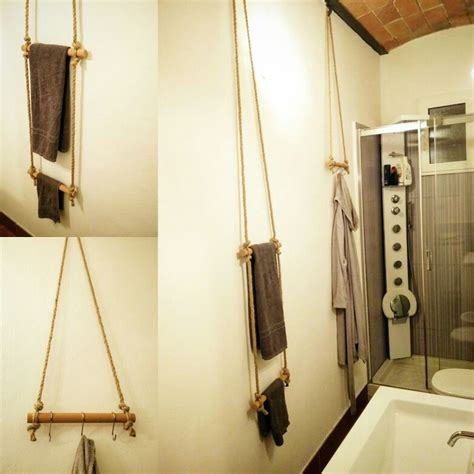 Porta Asciugamani Fai Da Te by Le 25 Migliori Idee Su Porta Asciugamani Su