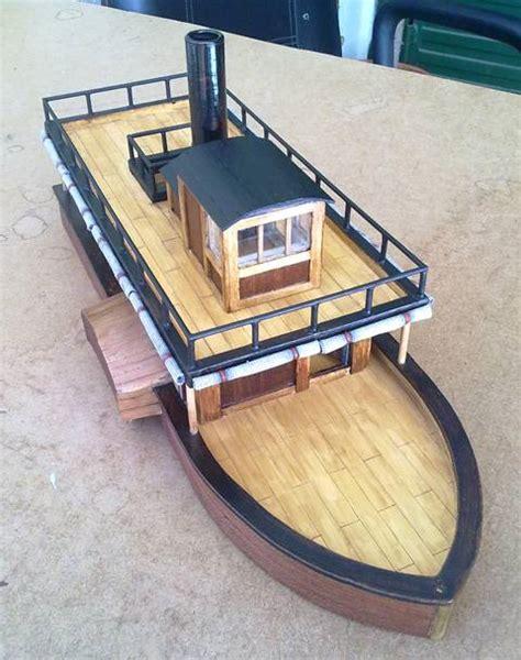 barco de vapor proyecto miniaturas jm 187 proyectos por encargo