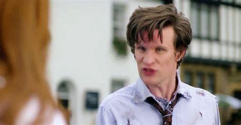 Mat Slap by Matt Smith Gifs The Eleventh Doctor Photo 33227848