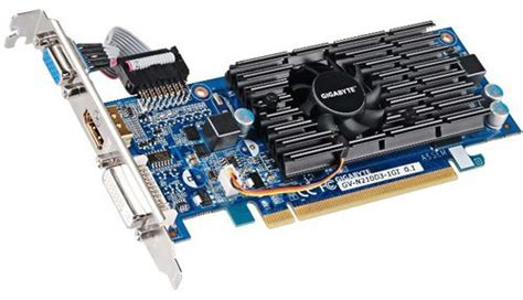 Gaming Vga Card Nvidia Geforce Gt210 1 Gb Ddr2 64 Bit Grsn 1 Thn best gigabyte geforce gt210 1gb graphics card prices in