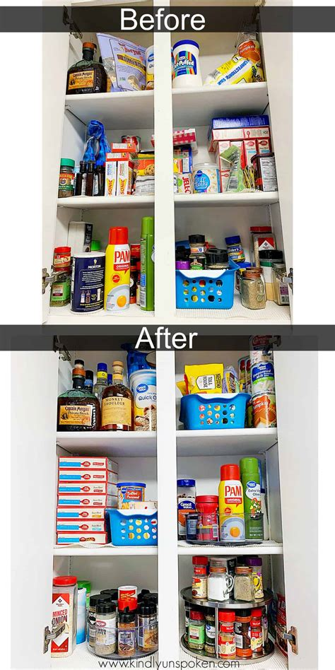 easy pantry makeover small pantry organization ideas