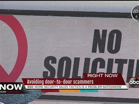 bbb warning of spike in door to door home alarm scams