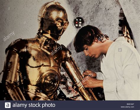 anthony daniels star wars a new hope c 3po anthony daniels mark hamill star wars episode iv