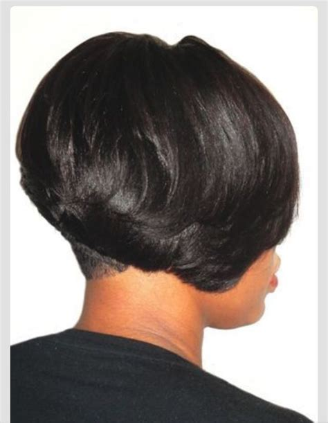 short layered bob hairstyles african american short african american hair bob cut african american layered