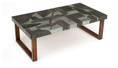 industrial chic rustic metal coffee table industrial