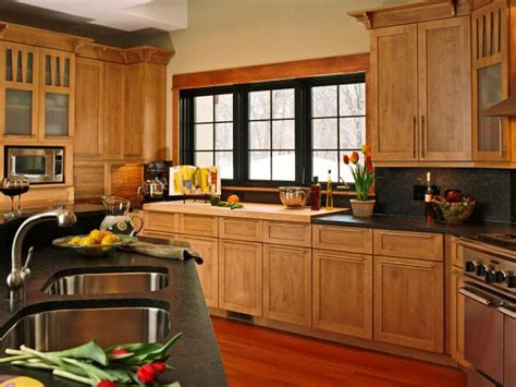 stock kitchen cabinets pictures options tips ideas hgtv