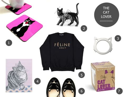 christmas gift guide stylish gifts for cat lovers