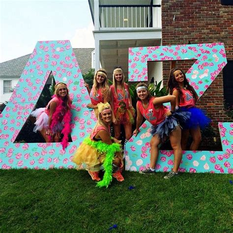 17 best images about delta zeta on neon
