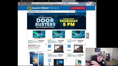 best buy tv deals best buy samsung tv deal mistake black friday 2017 youtube