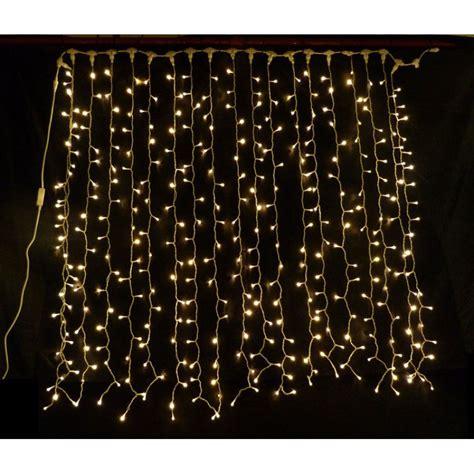 rideau lumineux led 6 x 3 m 232 tres