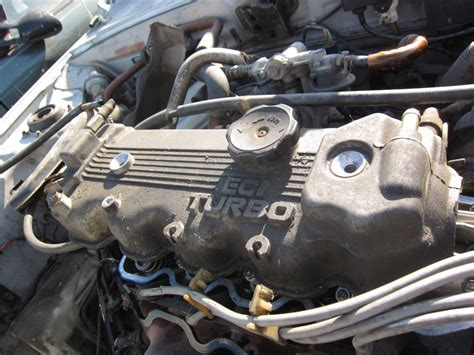 mitsubishi colt turbo engine junkyard find 1984 plymouth colt gts turbo the truth