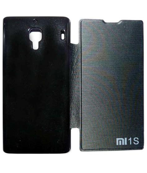 Flip Cover Xiaomi Redmi 1s Gold aara diary black flip cover for xiaomi redmi mi 1s
