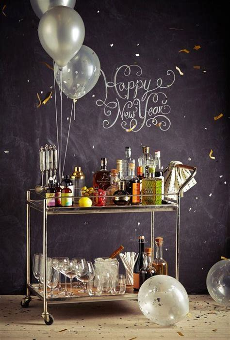 new year 2018 decorations ideas 100 ideias de decora 231 227 o para festa de r 233 veillon