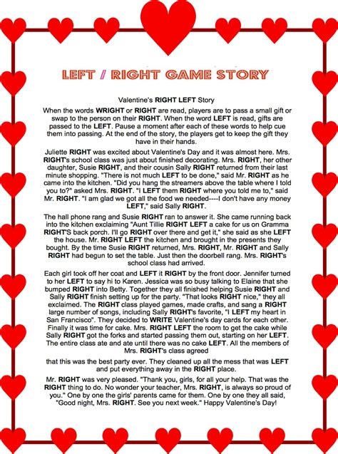 valentines day story for s day questions and answers s day