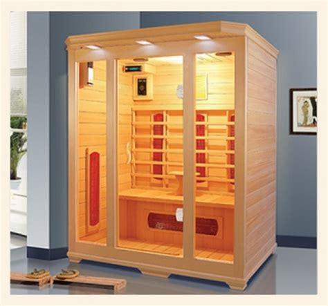 Detox Box Infrared Sauna by 101 Best Saunas Steam Room Tanning Beds Images On