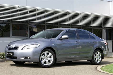 Car Types Toyota by Toyota Camry Type Cars