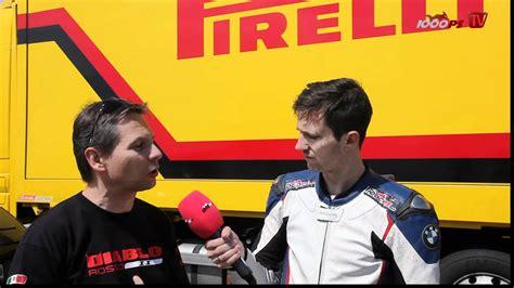 Motorrad Online Reifentest 2011 by Video Pirelli Diablo Rosso 2 1000ps Test