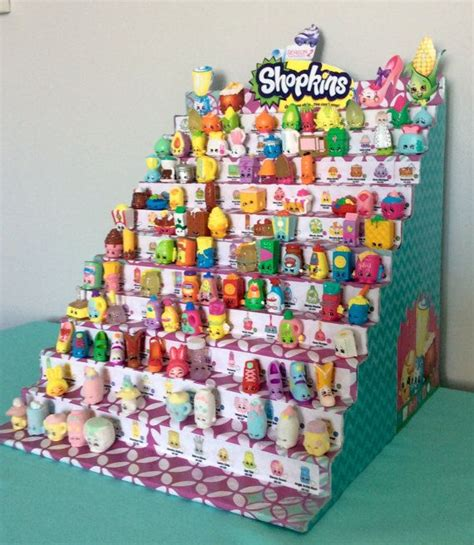 cute themes for s4 shopkins display stand bonus gift 2 season 2 by