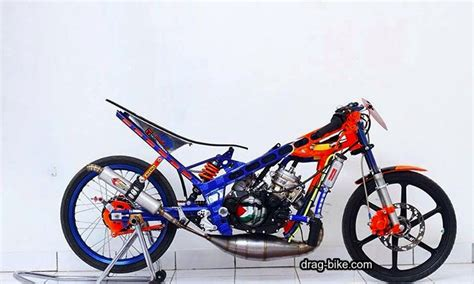 foto gambar modifikasi motor rr drag bike racing gambartop
