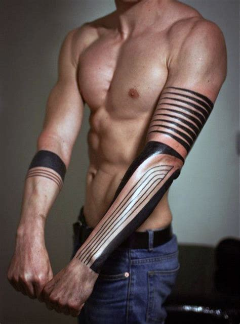 tattoo 3d lines 75 blackwork tattoo designs for men bold masculine ink
