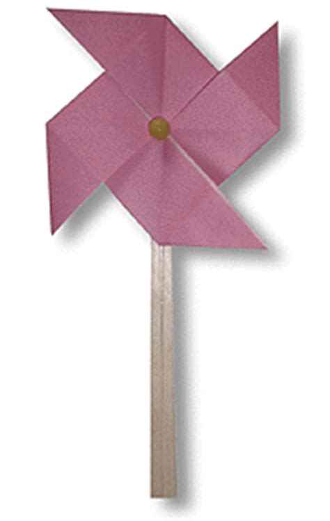 Interesting Origami - origami windmill paper origami guide