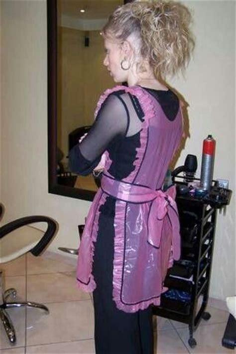 jessica steele salon aprons purple plastic apron aprons smocks salon capes etc