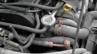 2003 Dodge Caravan Thermostat Replacement How To Replace A Cars Thermostat