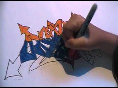 beginner wildstyle graffiti youtube