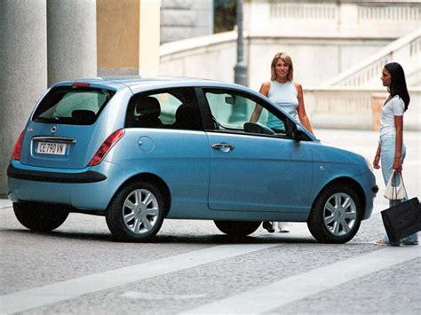 Lancia Ypsilon 2003 Lancia Ypsilon 2003 Lancia Ypsilon 2003 Photo 04 Car In