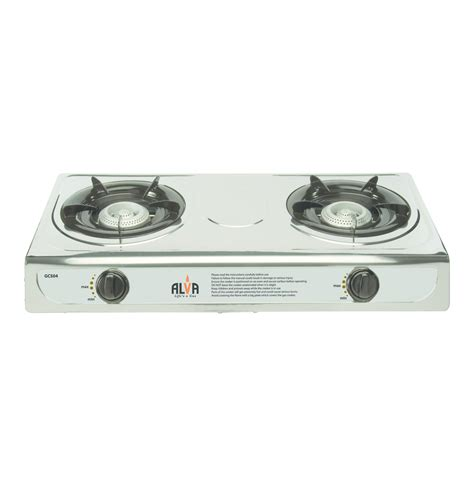 Portable Gas Cooktop Alva 2 Burner Gas Stove Lowest Prices Amp Specials Online