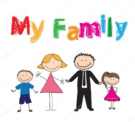 imagenes de i love your family my family stock vector 169 yupiramos 11524552