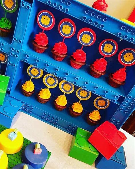 lego themed birthday supplies kara s party ideas bright colorful lego birthday party