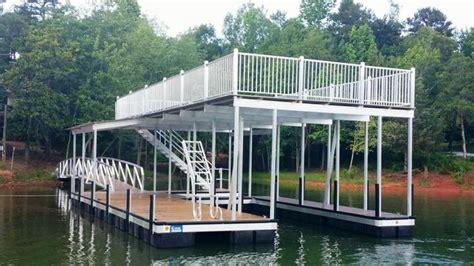 floating aluminum boat house best 25 boat dock ideas on pinterest dock ideas lake
