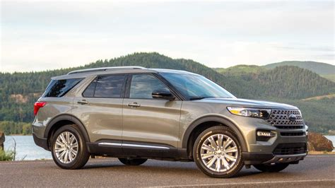 2020 Ford Explorer 1 by 2020 Ford Explorer Drive Add Power Evolve