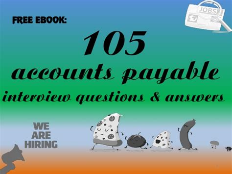 top 10 accounts payable questions and answers