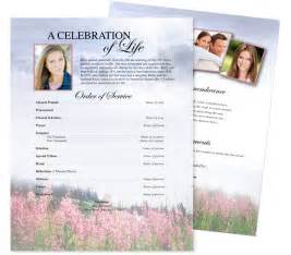 memorial stationary one page flyer sheets seasons
