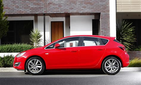 opel red opel astra review photos caradvice