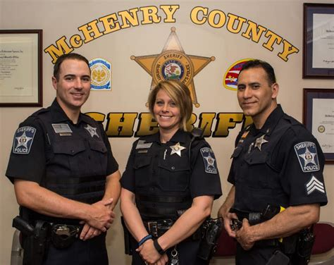 sheriff rolling out new uniforms june 1st mchenry county