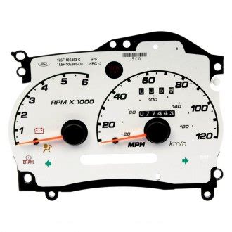 dorman 174 599 613 oe solutions remanufactured instrument cluster 2001 ford ranger replacement electrical parts carid com