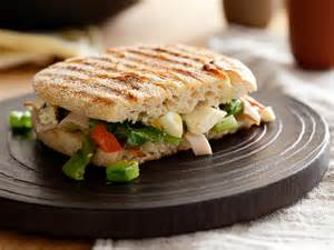 cobb salad panini recipe florence food network