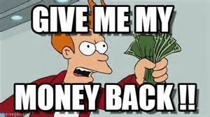 Give Me Money Meme - give me my shut up and take my money fry meme on memegen
