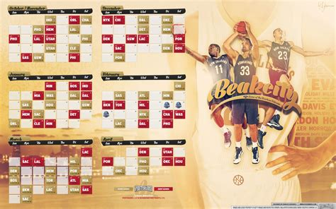 Pelicans Mba Season Schedule by New Orleans Pelicans 2013 2014 Schedule 2880 215 1800