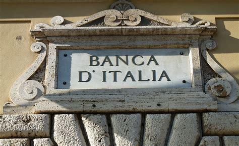 banca d europa banca d italia l argine