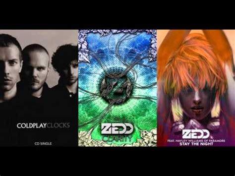 Coldplay Zedd | coldplay zedd feat hayley williams foxes stay the