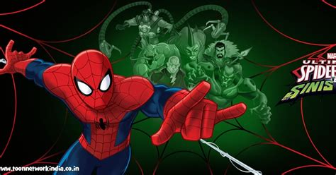 spider man cartoon movies in hindi ultimate spider man vs the sinister 6 episodes in hindi